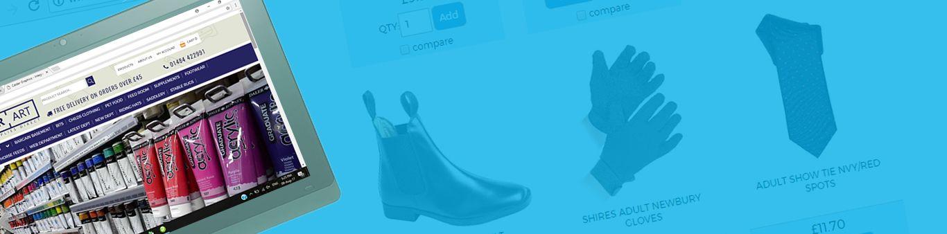 EPOS till to website integration