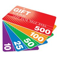 EPOS system with Gift Card processing