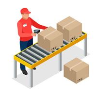 stock control and goods in software